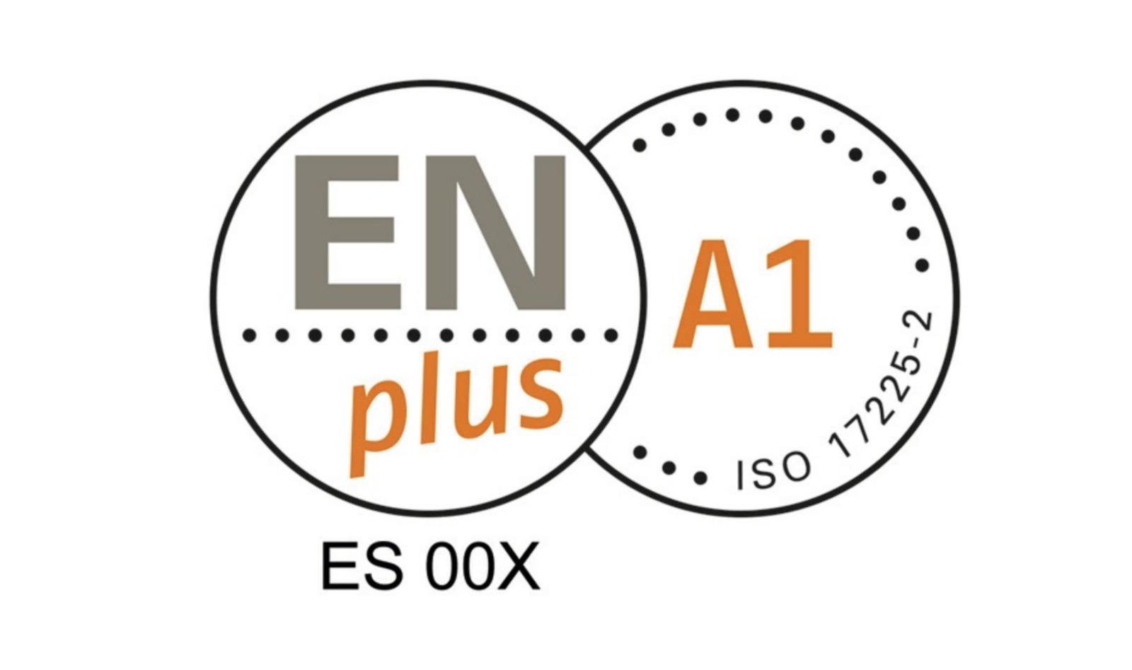 certificado Enplus